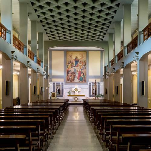 Roma – Cinecittà – San Giovanni Bosco